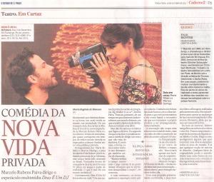 Deus - Estado de S. Paulo - 2011-10-18