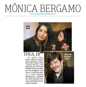 Deus - Folha de S Paulo - Bergamo - 2013-06-08