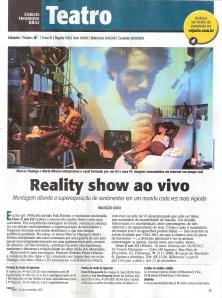 Veja Rio - Teatro